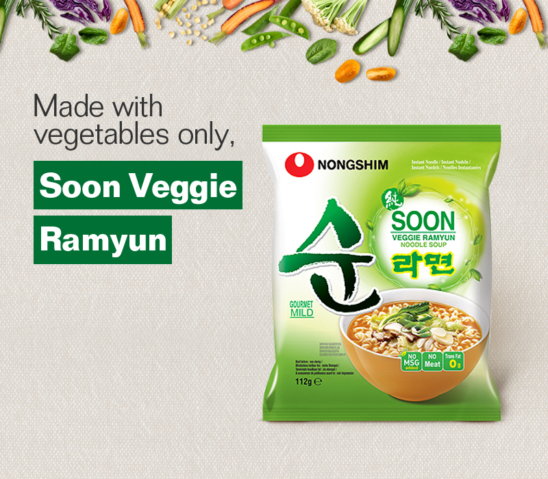 made with vegetables only, 