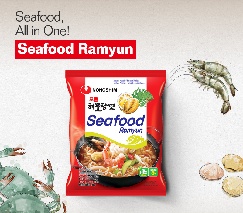 Seafood, 