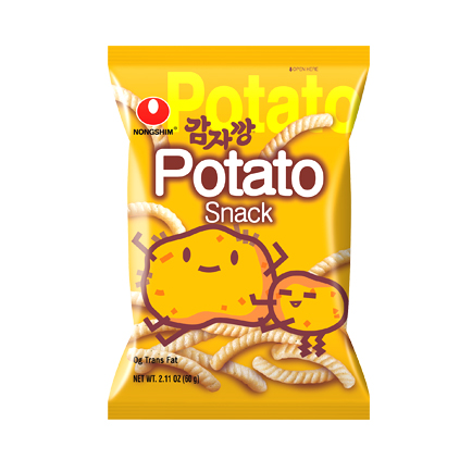 Potato Snack 큰이미지