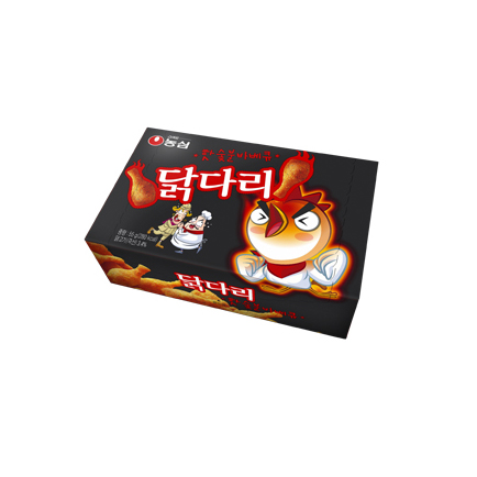 Drumstix hot barbeque flavor  큰이미지