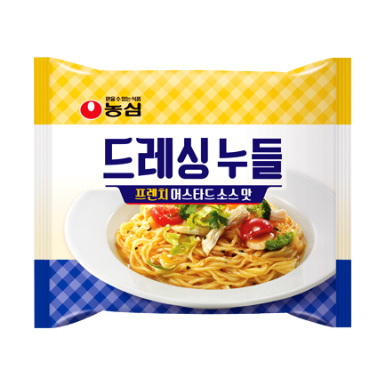 Salad Noodle(French Mustard) 큰이미지