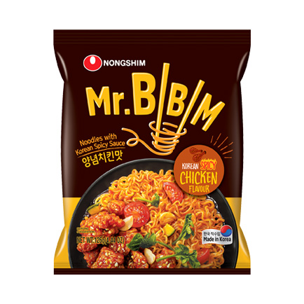 Mr.BIBIM Korean Spicy Chicken 큰이미지
