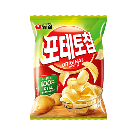 Potato Chip(Original) 큰이미지