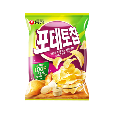 Potato Chip(Sourcream Onion) 큰이미지