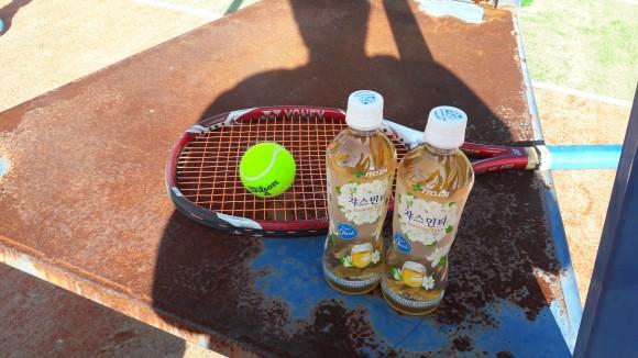 테니스칠때 마셔요.좋아요.강추...
