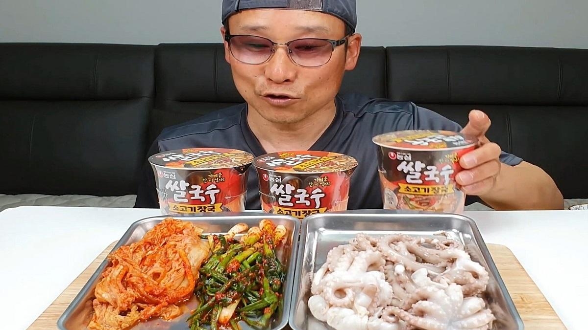 [3월] 농심쌀국수 소고기장국 후기