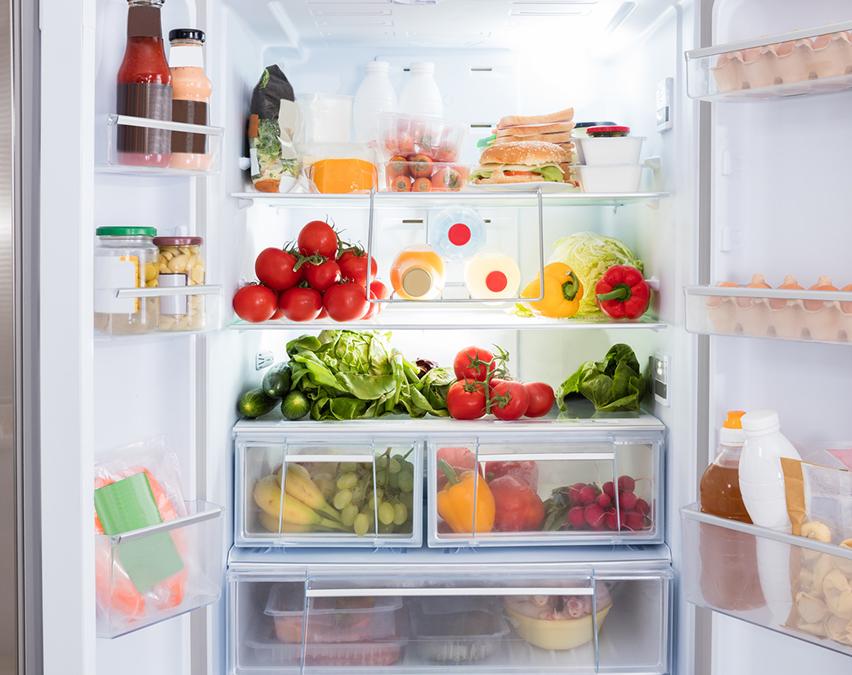 냉장고 속 재료 활용 요리